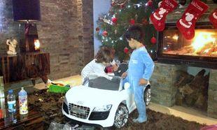 Το σούπερ δώρο στον μικρό από τον διάσημο μπαμπά του!