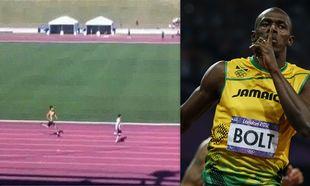 Ένας 12χρονος spreader θέλει να γίνει ο νέος Usain Bolt!