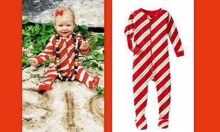 Οι μοδάτες πιτζάμες της κόρης της Jessica Simpson!