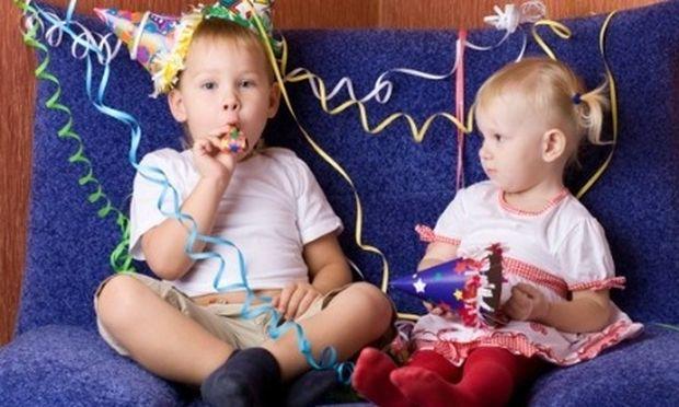 Συμπεριλάβετε τα παιδιά σας στην πρωτοχρονιάτικη διασκέδαση
