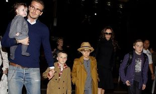 Ένα ιδιωτικό σχολείο για τα παιδιά της οικογένειας Beckham!