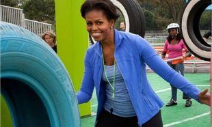 Michelle Obama: Πώς γυμνάζεται μια μαμά στον Λευκό Οίκο;