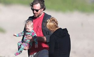 Jessica Simpson: Όμορφες οικογενειακές στιγμές στην παραλία