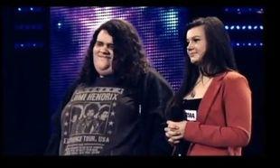 """Ο έφηβος με τα πολλά κιλά ταλέντο που έσκισε στο """"Βρετανία έχεις Ταλέντο"""""""