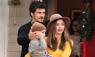 H Miranda Kerr και ο Orlando Bloom είναι πολύ απασχολημένοι για να αποκτήσουν άλλο παιδί!