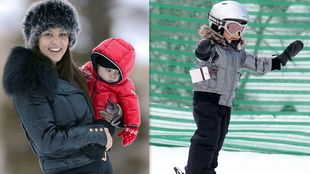 Να και ένας Kardashian με πραγματικό ταλέντο! Στο σκι!