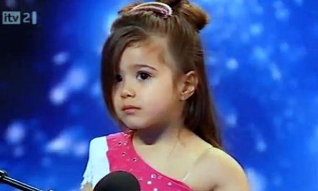 Βίντεο: Η 4χρονη Shakira χορεύει απίθανα κουβανέζικο σάλσα