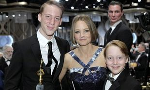 Jodie Foster: Οι γιοι της είναι το στήριγμά της!