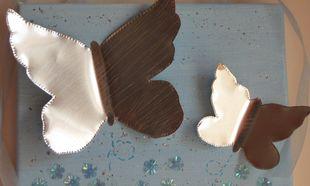Φανταστικές πεταλούδες αλουμινίου!