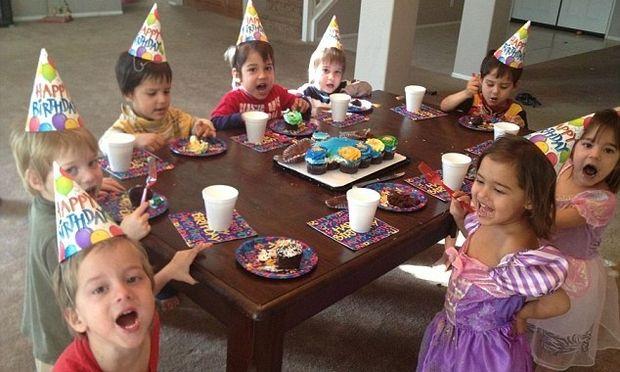 Τα πιο διάσημα οκτάδυμα γιόρτασαν τα 4α γενέθλιά τους! (φωτό)