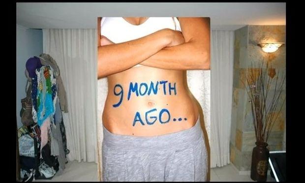 Όλη η εγκυμοσύνη σε 1000 φωτογραφίες!