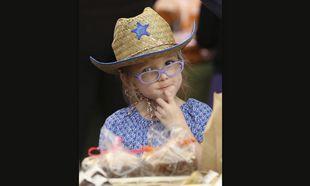 Η cowgirl κόρη των Affleck-Garner