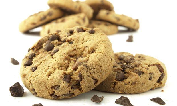 Θεϊκά cookies με σοκολάτα και φιστίκι