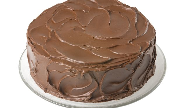 Τέλειο σοκολατένιο κέικ με μπανάνα!