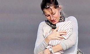 Gisele: Δείτε τις πρώτες φωτογραφίες με την νεογέννητη κόρη της!