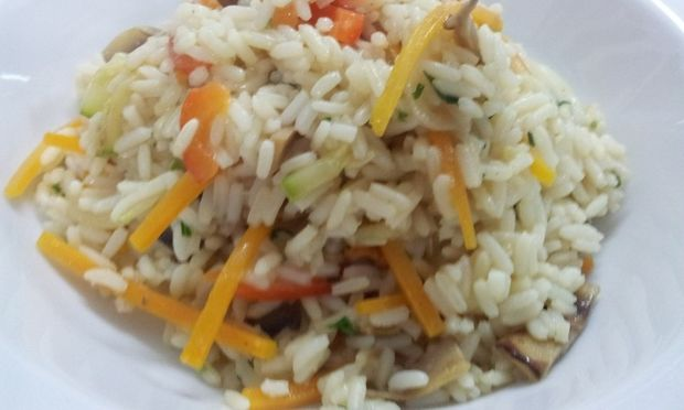 Νόστιμο και θρεπτικό ριζότο με… φακές και λαχανικά!