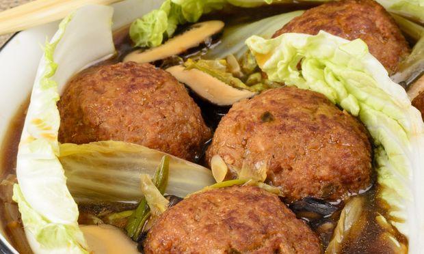 Νόστιμα μπιφτέκια με χοιρινό κιμά!