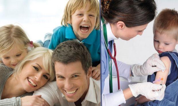 Εμβόλια : H  ευθύνη της σωστής εφαρμογής τους