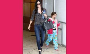 Η κόρη της Courteney Cox φόρεσε… ό,τι να' ναι και βγήκε έξω!