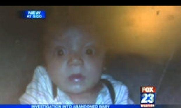 Σοκαριστικό:  Πόσταραν στο Facebook φωτογραφία εγκαταλελειμμένου μωρού!