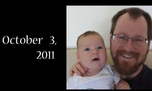 Πόσο μεγαλώνει ένα μωρό και μια γενειάδα σε έναν χρόνο;