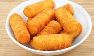 Μμμ… μυρωδάτα κροκετάκια από πατάτα!