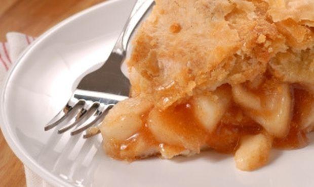 Μυρωδάτη μηλόπιτα στο πι και φι!