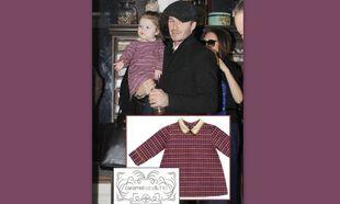 Ντύστε την πριγκίπισσά σας σαν την Νο1 fashionista του κόσμου, την Harper Beckham!