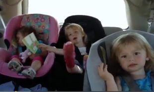 Απίθανο βίντεο: Μωρό ξυπνάει χορεύοντας!