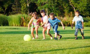 Επτά λεπτά άσκησης της ημέρα είναι απαραίτητα για τα παιδιά!