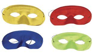 Φτιάξτε μια γιρλάντα από αποκριάτικες μάσκες!