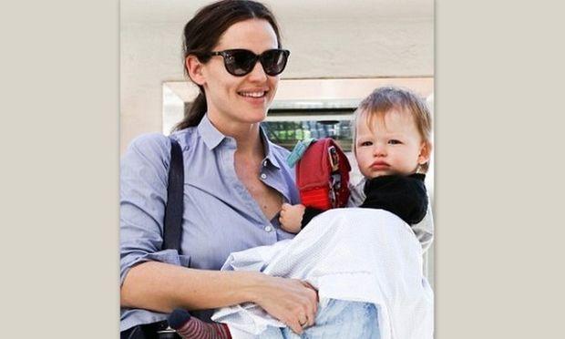 Jennifer Garner: Ο… άλλος άντρας της ζωής της!