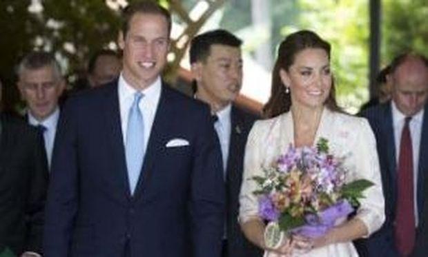 Πρίγκιπας William-Kate Middleton: Έστειλαν ευχαριστήριες κάρτες σε όσους ευχήθηκαν για το πρώτο τους παιδί!