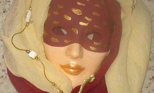 Φτιάξτε μόνες σας απίθανες διακοσμητικές μάσκες!
