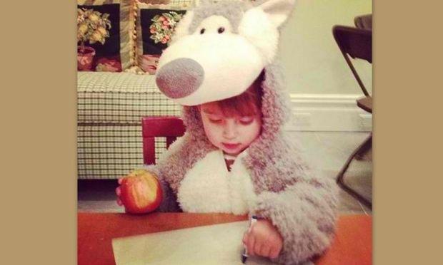 Ο μικρός… λύκος της Ivanka Trump