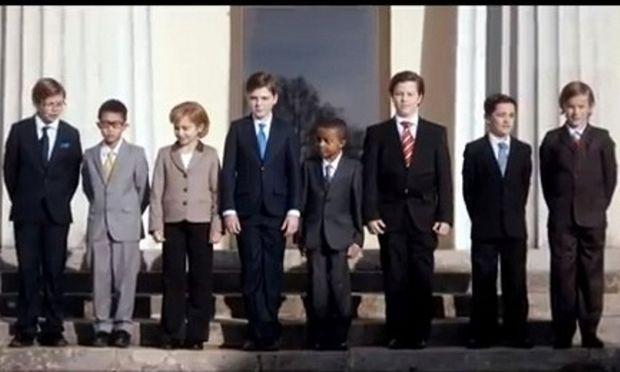 Αν οι ισχυροί G8 ήταν παιδιά...