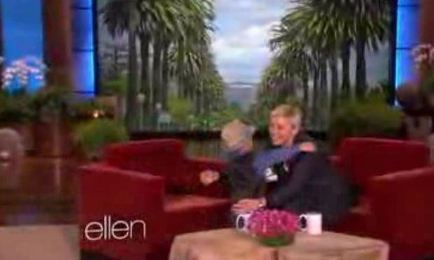 Ο πιτσιρικάς που «μάγεψε» την Ellen DeGeneres!