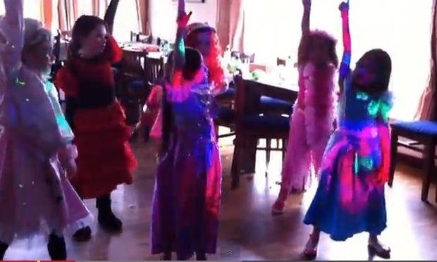 Έκαναν το παιδικό πάρτι video clip!