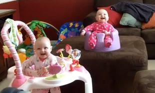 Τα πιτσιρίκια με το πιο υπέροχο γέλιο!