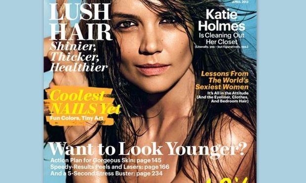 Kate Holmes: Δεν αποκλείει μεγαλύτερη οικογένεια για εκείνη και τη Suri στο μέλλον!