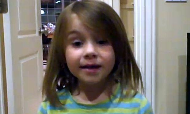 Βίντεο: Δεν έχετε ιδέα τι λέει το στόμα αυτής της μικρής... τσαούσας!