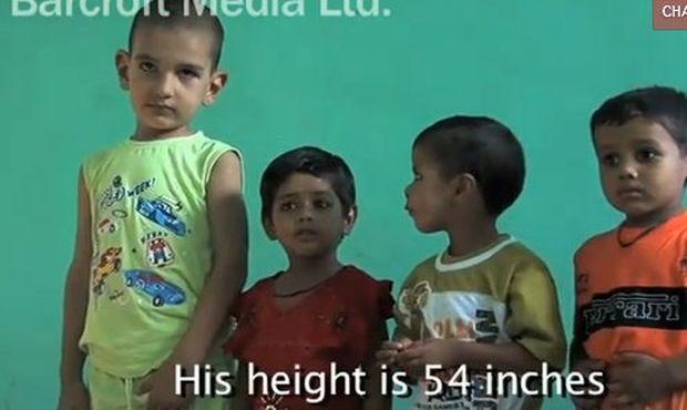 Βίντεο: Δείτε το ψηλότερο μωρό στον κόσμο!