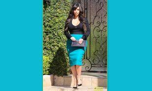 Kim Kardashian: Οι αϋπνίες, τα στενά ρούχα και τα ψηλοτάκουνα! (Φωτό)