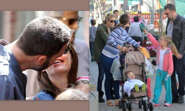 Ben Affleck-Jennifer Garner: Ένα ευτυχισμένο ζευγάρι και η υπέροχη οικογένειά του! (φωτό)