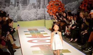 Έσκισε η παιδική εβδομάδα μόδας στη Νέα Υόρκη