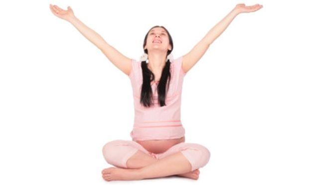 Απλές ασκήσεις για να «καθαρίσεις» το μυαλό σο κατά τη διάρκεια της εγκυμοσύνης!