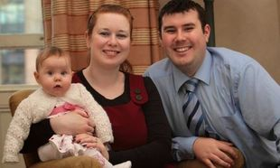 Κοριτσάκι υποβλήθηκε σε εγχείρηση αφαίρεσης κύστης από τις ωοθήκες της, με το που γεννήθηκε!