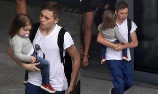 Οικογένεια Beckham: Ο μεγάλος αδελφός περιποιείται τον βενιαμίν της οικογένειας!