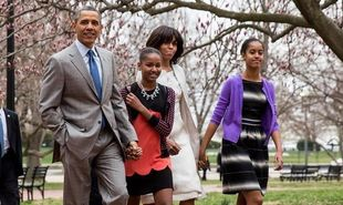 Μπαράκ Ομπάμα: Δεν θέλει οι κόρες του να κάνουν τατουάζ!