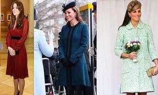 Οι σικ εμφανίσεις της εγκυμονούσας Kate Middleton σε φωτογραφίες!